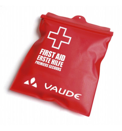 First Aid Kit Essential Waterproof Vaude (red/white)