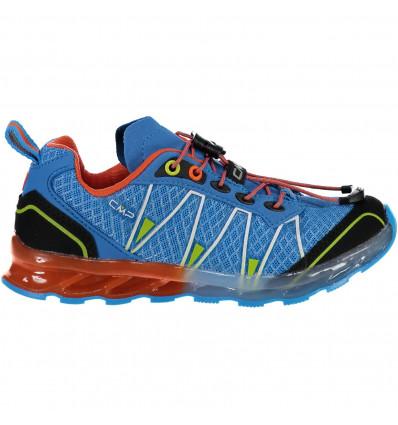 Chaussures ALTAK TRAIL SHOES CMP (Indigo Orange) enfants