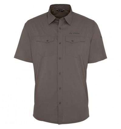 Chemise Men Farley Shirt II Vaude (Brun)