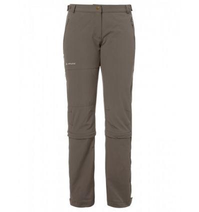 Pantalon Womens Farley Stretch Capri T-zip Ii femme (coconut)