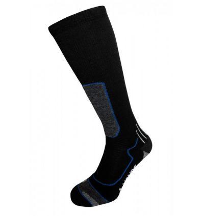 Chaussettes Wool Socks Long Vaude (blue)