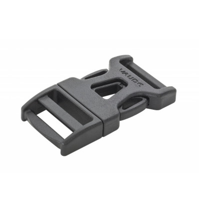 Vaude STECKSCHNALLE 20mm Single Adjust (Black)