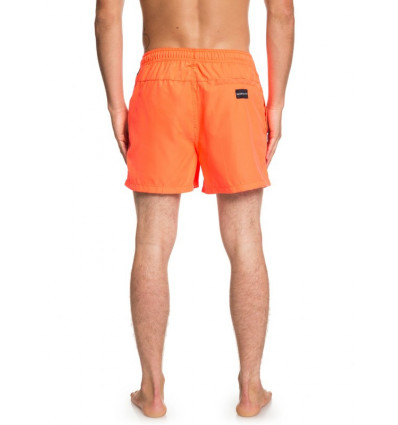 Short de bain Everyday Volley 15 Quiksilver (fiery coral)