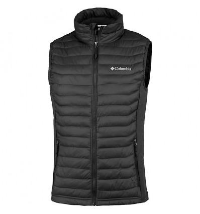 Veste sans manches Columbia M Powder Pass Vest (black)