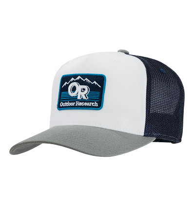 Casquette Outdoor Research Advocate Trucker Cap (Pewter)