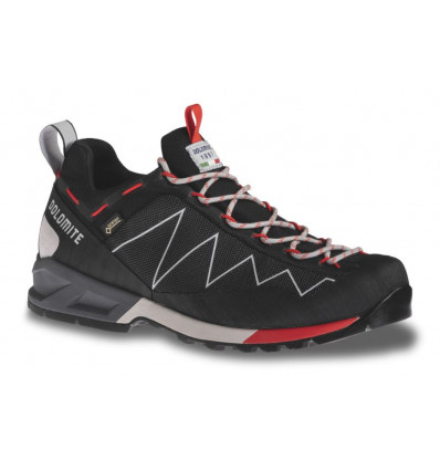 Chaussures Dolomite Crodarossa Lite GTX Shoe (Black/Fiery Red)