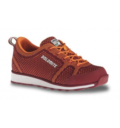 Chaussures Dolomite 76 Knit Jr Shoe (Red)