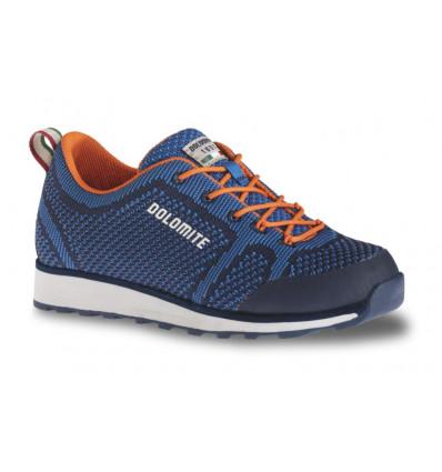 Chaussures Dolomite 76 Knit Jr Shoe (Blue)