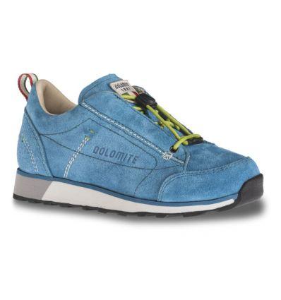 Chaussures Dolomite 54 Low 2 Jr Shoe (Ocean Blue) enfant