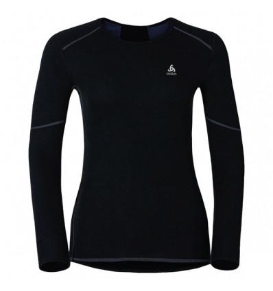 T-shirt manches longues Suw Top Crew Neck L/s Active Originals X Odlo (black) femme
