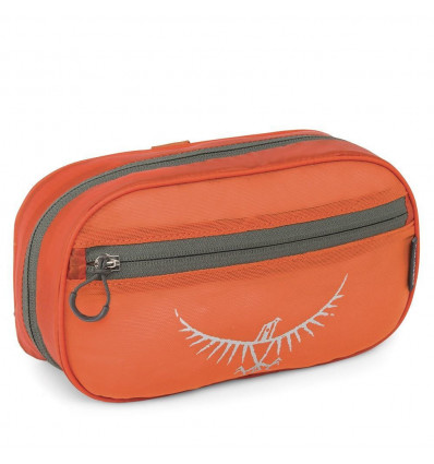Ultralight Washbag Zip (Poppy Orange) - Osprey