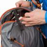Sac de trail Vertical Pack 16l (GREY)