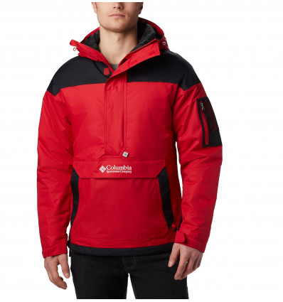 Veste Columbia Challenger Pullover (mountain, red)