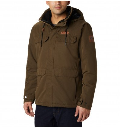 Anorak Columbia South Canyon (Olive green)