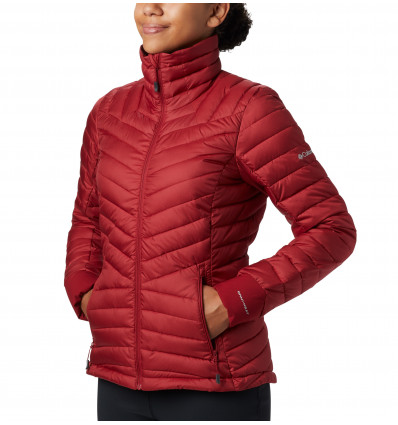 Doudoune Columbia Windgates Jacket (Beet Heather) femme