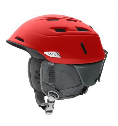 Ski helmet CAMBER (Matt Rise / Charcoal) - SMITH
