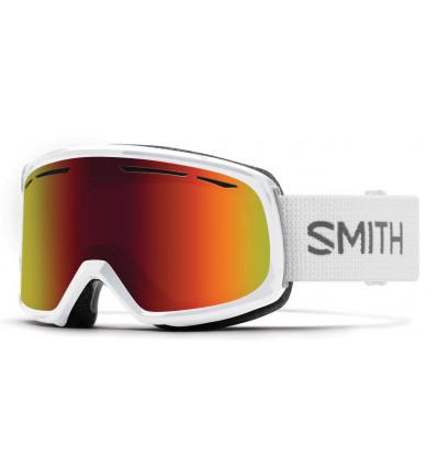 Masque de ski Smith DRIFT (blanc) Femme