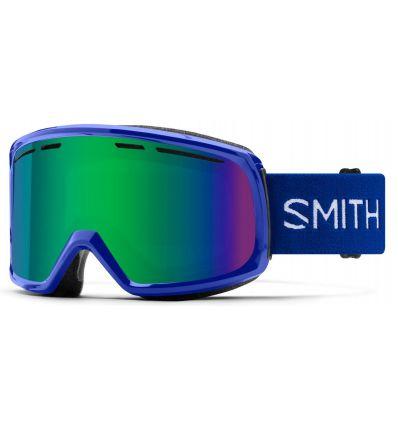 Ski mask SMITH RANGE (Klein Blue/Green solx)
