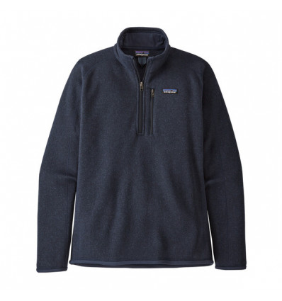 Pull-over homme Better Sweater 1/4 Zip Patagonia (New Navy)