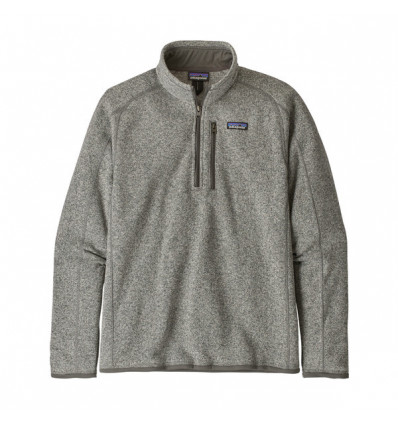 Pull-over Patagonia Better Sweater 1/4 Zip (stonewash) homme