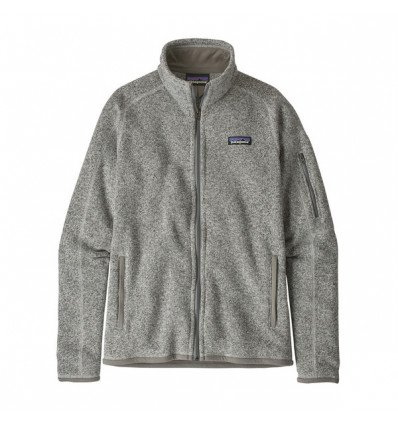 Polaire Patagonia Better Sweater (Birch White) femme