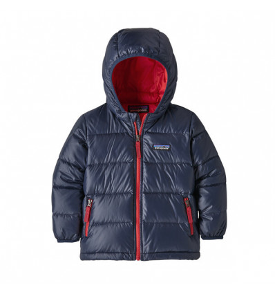 Doudoune Patagonia Baby Hi-loft Down Sweater Hoody (New Navy) Enfant