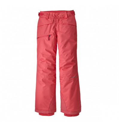 Pantalon de ski Patagonia Snowbelle (Range Pink) fille