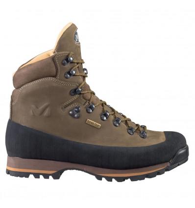 Chaussure randonnée MILLET BOUTHAN GTX (almond/vt amande) homme