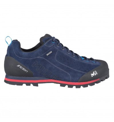 Chaussures Millet FRICTION GTX (Saphir/rouge)