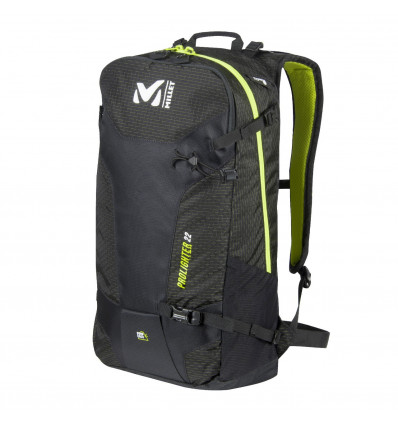 Mountaineering MILLET PROLIGHTER 22 (Black) - AlpinStore
