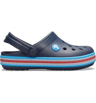 CROCS Crocband™ Sport Cord Clog (bleu) - enfants