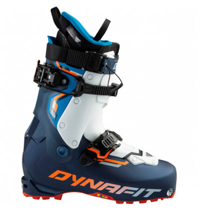 Chaussures ski Dynafit TLT8 Expedition CR (Bleu/Blanc) - Homme