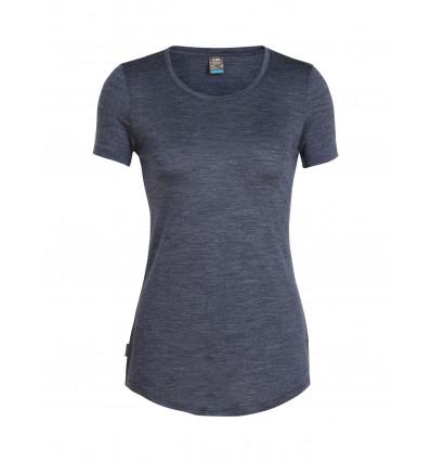 Femme Icebreaker Sphere SS Scoop T-Shirt