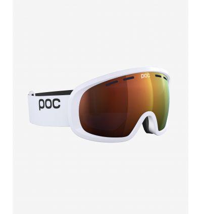 Masque Poc Fovea Mid Clarity (Hydrogen White/spektris Orange)