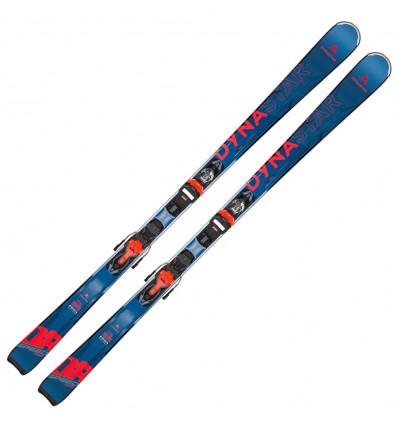 Dynastar Speedzone 8 Ca (xpress2) + XPRESS 11 GW B83 (red / black)