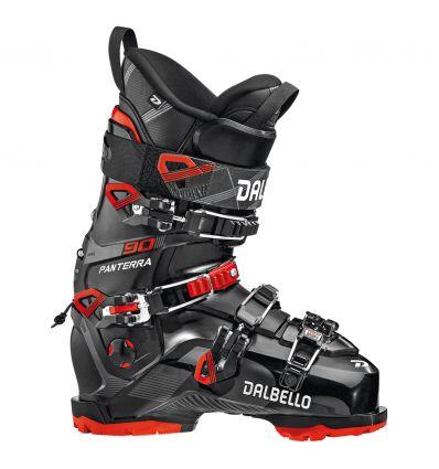 Piste / All-mountain Dalbello Panterra 90 Gw (Black/red) - AlpinStore
