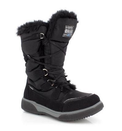 Chaussure après-ski Kimberfeel Paloma (Charbon) femme
