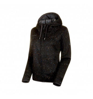 Chamuera ML Hooded Jacket Women Mammut Black