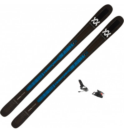 Piste / All mountain Pack Volkl Kendo 88 2020 + fixations - AlpinStore