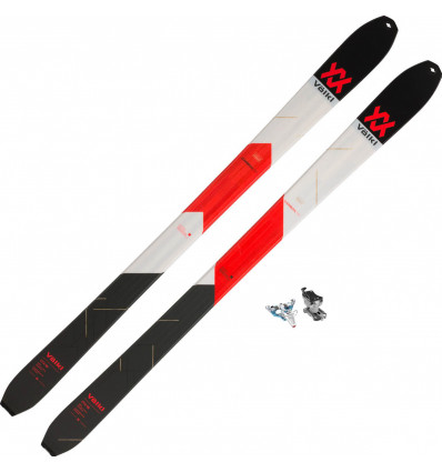 Packs (skis + fix) Pack Volkl VTA 98 Flat 2020 + fixations - AlpinStore