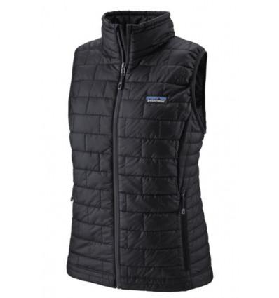 Doudoune sans manches Patagonia Nano Puff Vest (black) femme