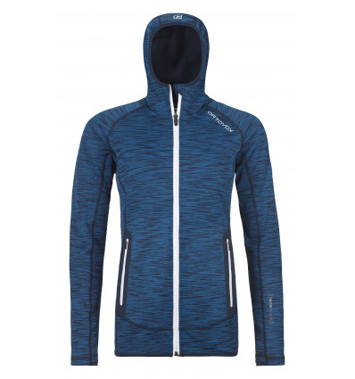 Ortovox Space Dyed Hoody (Blue Sea Blend)
