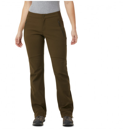 Columbia Back Beauty Passo Pants Olive Green Mujer Alpinstore