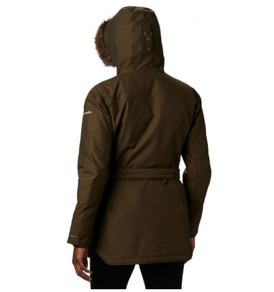 Veste hiver Columbia Carson Pass II Jacket (Olive Green)
