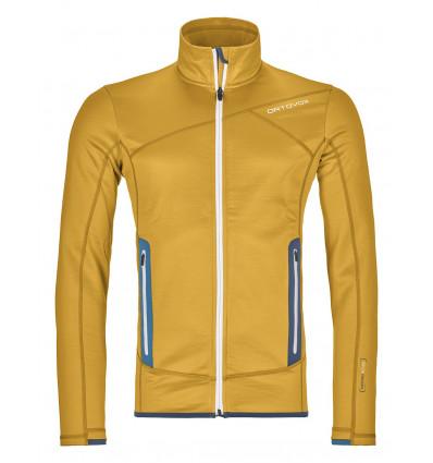 Ortovox Fleece Jacket (Yellowstone)