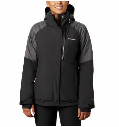 Veste de ski Columbia Wildside Jacket (black, black Di) femme