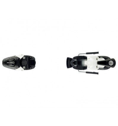Atomic N Evox 045 Black/white ( fixation ski de alpin enfant)