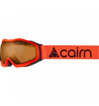 Masque de ski Cairn Freeride Photochromic (Neon Orange)