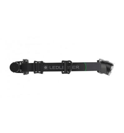 LEDLENSER mh10 Lampe frontale Helmlampe 600 LM Black
