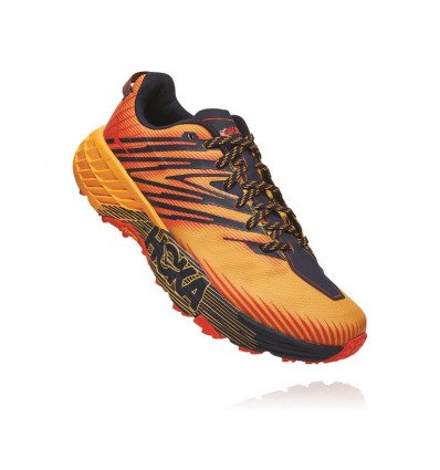 Speedgoat 4 Trail Shoe (Gold Fusion